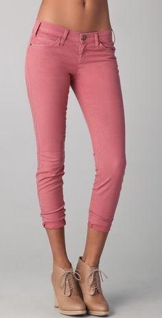 Current/Elliott The Low Rise Stiletto Jeans - StyleSays