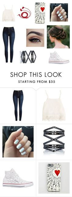 """Unbenannt #49"" by berneckern ❤ liked on Polyvore featuring Swell, Eva Fehren, Converse, FOSSIL, women's clothing, women, female, woman, misses and juniors"