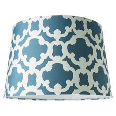 Threshold™ Flocked Lamp Shade - Large : Target