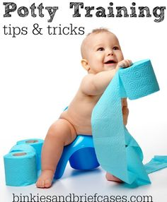 Potty training tips and tricks. Love the funnel in the car!