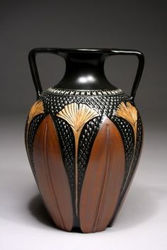Hand-carved Porcelain by Fox and Lois Garney