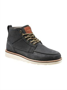 9fcff570a20 BLKSheffield Shoes by Quiksilver - FRT1 Types Of Shoes