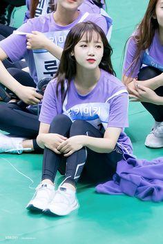 Kpop Girl Groups, Korean Girl Groups, Kpop Girls, Produce 101, Im Nayoung, Rapper, Jung Chaeyeon, Fandom Kpop, Choi Yoojung