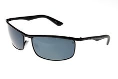 Ray Ban Active Lifestyle Solid RB3459 Blue Black Sunglasses