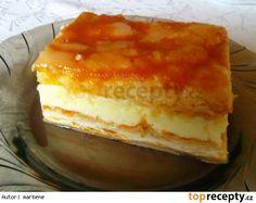 Listové řezy s krémem Tiramisu, Cheesecake, Ethnic Recipes, Food, Bakken, Cheesecakes, Essen, Meals, Tiramisu Cake