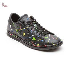 Converse Pro Leahter LP Print Black/Splash, noir, 9.5 - Chaussures converse (*Partner-Link)