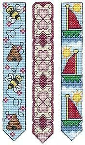 Cross Stitch Bookmarks Part 3 by DesignStash.com