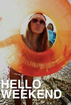 Weekend is coming! We wish you a Happy weekend :)  http://happypeoplebarcelona.com/