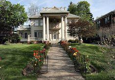 The Sears Magnolia House - Still beautiful