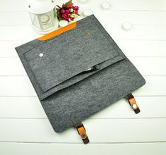 Felt Macbook SleeveFelt Macbook Air Case Felt Macbook by TopFelt
