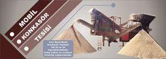 Kırma Eleme Tesisi |Beton Santrali |Asfalt Plenti İmalatları