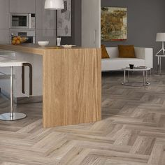 DALTILE - se consigue en homedepot  PISO WOOD LAND 18X50 CM ALMOND DALTILE