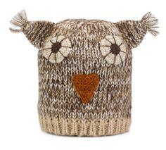 Boys Owl Hat-Accessorize