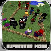 SuperHero Mods For Minecraft
