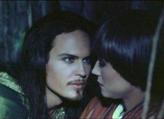 Image of Fantaghiro and Tarabas for fans of Fantaghiro.
