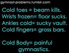 Gymnast Problems.