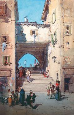 Le Pays de Nice et ses Peintres au XIXe siècle.(Académia Nissarda - Copyright © 2003-2004).