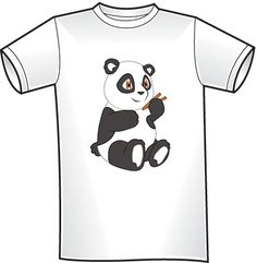 """""""Chopsticks"""" Back us on Kickstarter and be one of the first ever to get this shirt."""