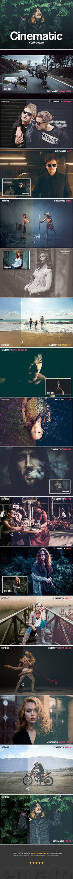 Cinematic Lightroom Presets by HYDROZi Cinematic Presets is a collection of presets for Adobe Lightroom that helps photographers to make their shots unique and attention