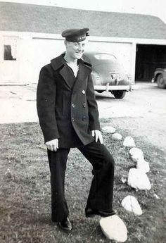 Vintage Navy Pea Coat Breasted us navy pea coat Us Navy Uniforms, Military Costumes, Navy Pea Coat, Navy Chief, Winter Overcoat, Men Trousers, Wool Trench Coat, Men In Uniform, Historical Clothing