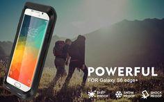 Love Mei Powerful Samsung Galaxy S6 Edge Plus Protective Case