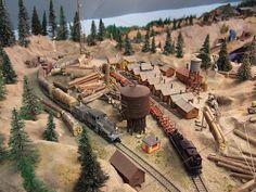 Yosemite Valley Model Railroad | Flickr - Photo Sharing!