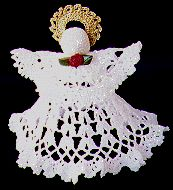 Free Angel Crochet Pattern           Free Angel Crochet Pattern           Free Flat Angel Ornament Crochet Pattern           Free Trio ...