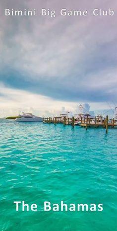 Bimini Big Game Club - historic resort & marina in Bimini, Bahamas