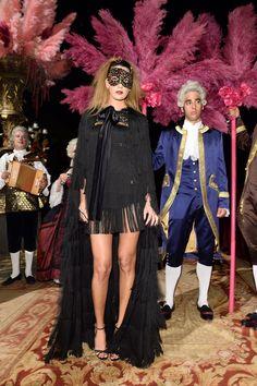 Masquerade ball inspiration - Bianca Brandolini