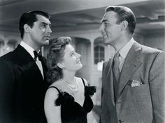 My Favorite Wife - starring Cary Grant, Irene Dunne, and Randolph Scott