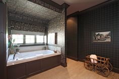 Colorado Guest Room's Private WhirlPool Bath.  All Guest Rooms have Private Baths