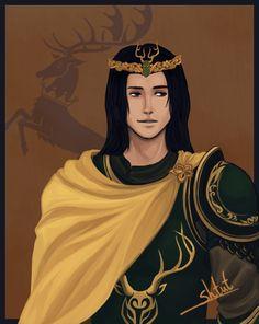 The King in Highgarden by shtut