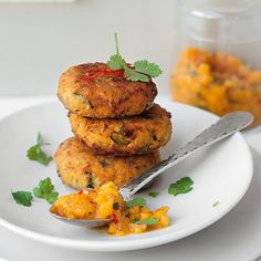 Sweet Potatoes Burger