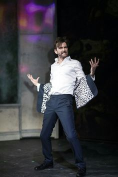 David Tennant...someone please tell me what this is from??