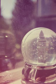 ***** #Snow_Globe #Photography