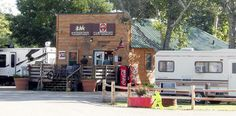 Roughrider RV Resort at Minot, North Dakota - Passport America