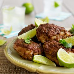 I confess that I am easily dissuaded by recipes requiring long lists of ingredients. I usually keep my marinades and seasonings simple. Kosher salt and freshly ground black pepper. Olive...