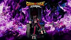 Grand Chase[BR] - Dio Asmodeus