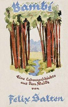 Felix Salten Bambi A Life In The Woods Dark Stories Book