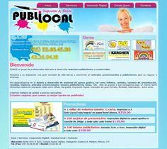 Publicidad Local  www.publicidadlocal.com.mx