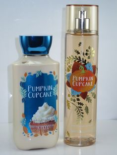 29d8fc1e1 Bath  amp  Body Works Pumpkin Cupcake Fragrance Bath And Body Works  Perfume