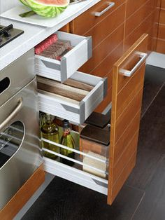 Funkcjonalne szafki kuchenne