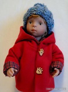 Весенний ветер. Одежда для кукол Minouche Käthe Kruse & Petitcollin / Одежда и обувь для кукол - своими руками и не только / Бэйбики. Куклы фото. Одежда для кукол