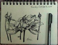my inktober drawing