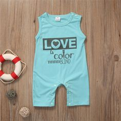 >> Click to Buy << Cute Newborn Baby Boys Girls Infant Romper Jumpsuit Clothes Outfits New #Affiliate