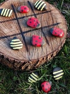 CRAFTS FROM WOOD DISCS