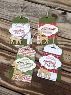 Christmas Present Tags Christmas Present Tags, Diy Christmas Tags, Christmas Gift Wrapping, Christmas Gift Labels, Handmade Christmas Presents, Nordic Christmas, Modern Christmas, Christmas Stockings, Stampin Up Weihnachten