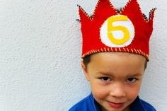 If you follow us on Facebook, then you may have seen my picture of this a few weeks ago when I was working on Sawyer's birthday crown. What started as a last minute idea, quickly took over my Friday night but the end result was so darn cute it was well worth the effort! To... View Article