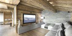 Luxury Chalet Eden in Courchevel, French Alps