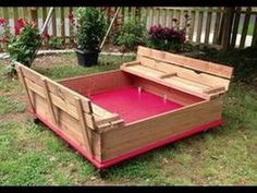 Diy Sandbox | Diy Sandbox Ana White | Diy Sandbox And Cover